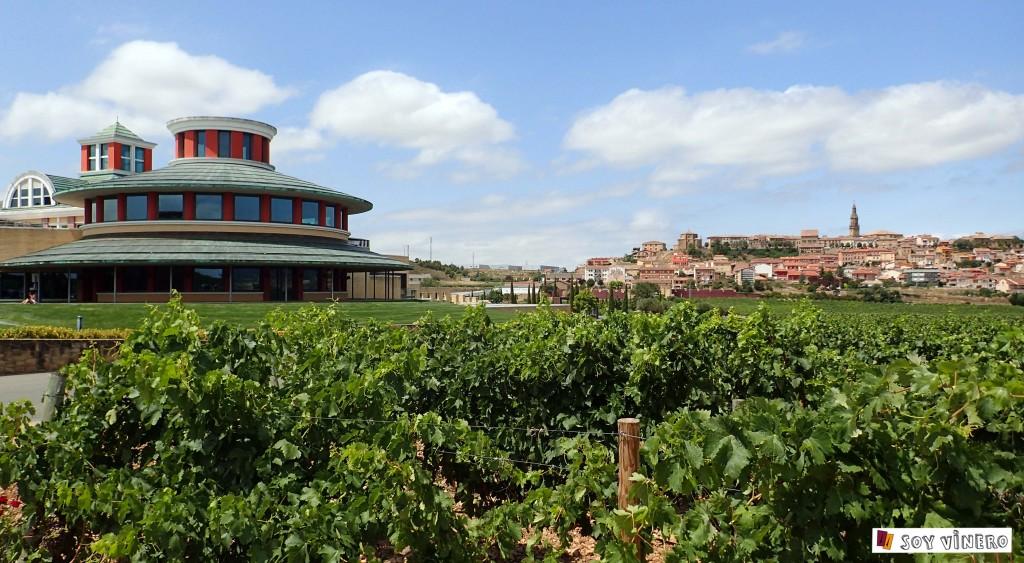 Bodega Vivanco en Briones, La Rioja.