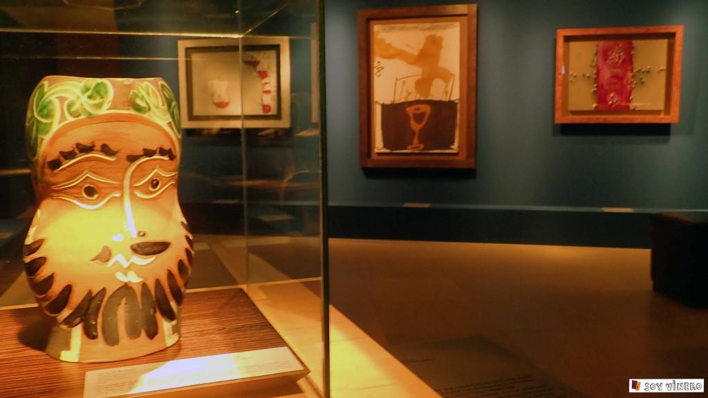 Arte contemporáneo. Museo Vivanco de la Cultura.