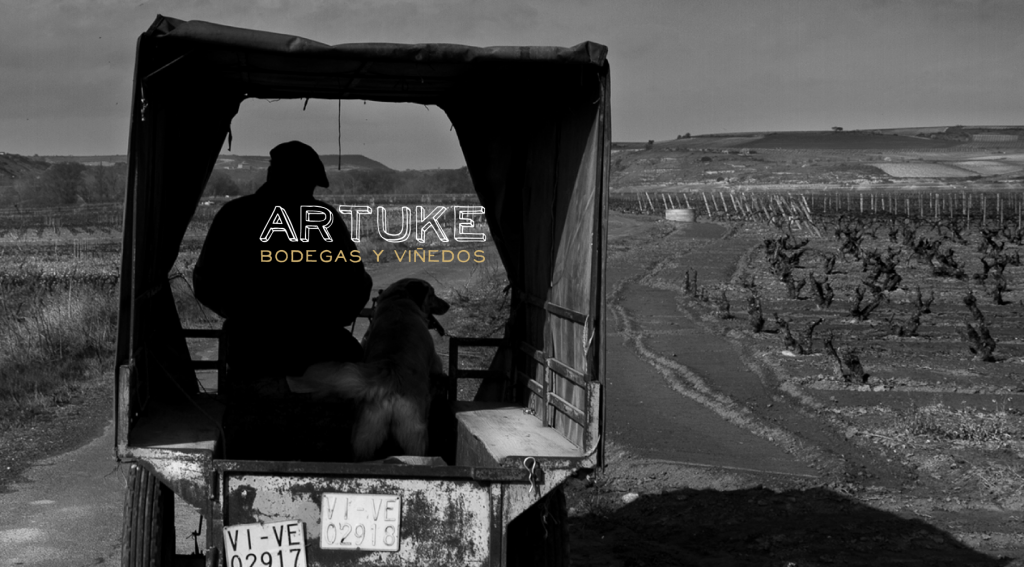 Bodegas y viñedos Artuke. Rioja Alavesa.