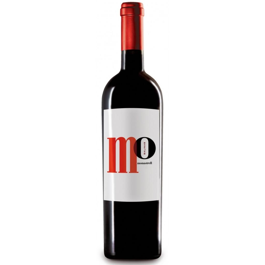 Mo Salinas Monastrell. Bodega Sierra Salina - WG Wines Group.