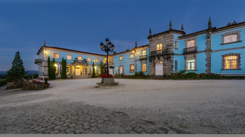 Bodegas Granbazán. Vilanova de Arousa, Pontevedra.