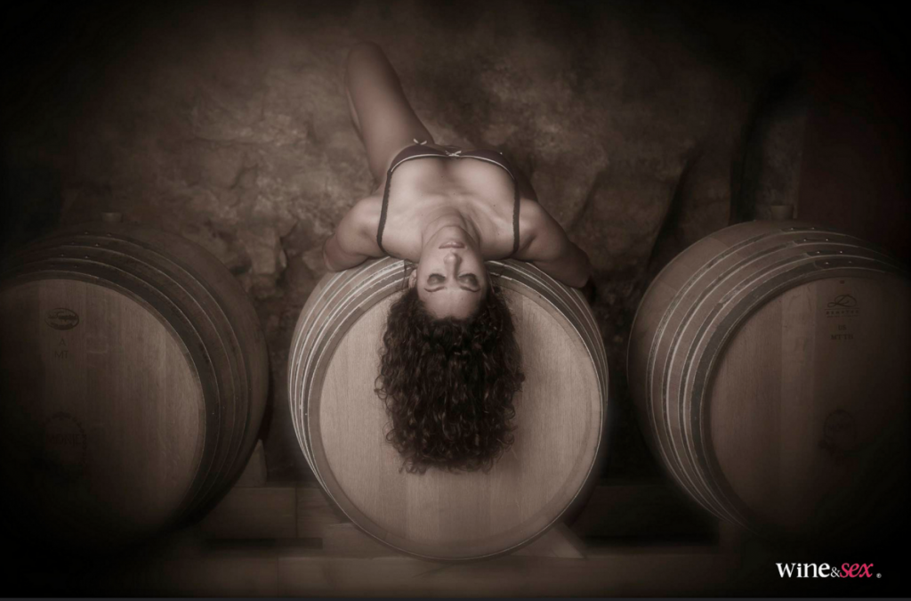 23 de enero Wine&Sex.