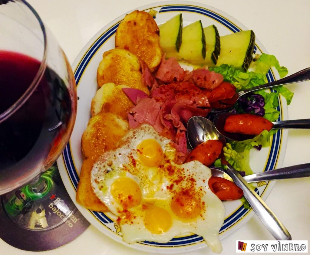 Saca los mejores matices al vino y a la comida con la aplicación Pair it!.