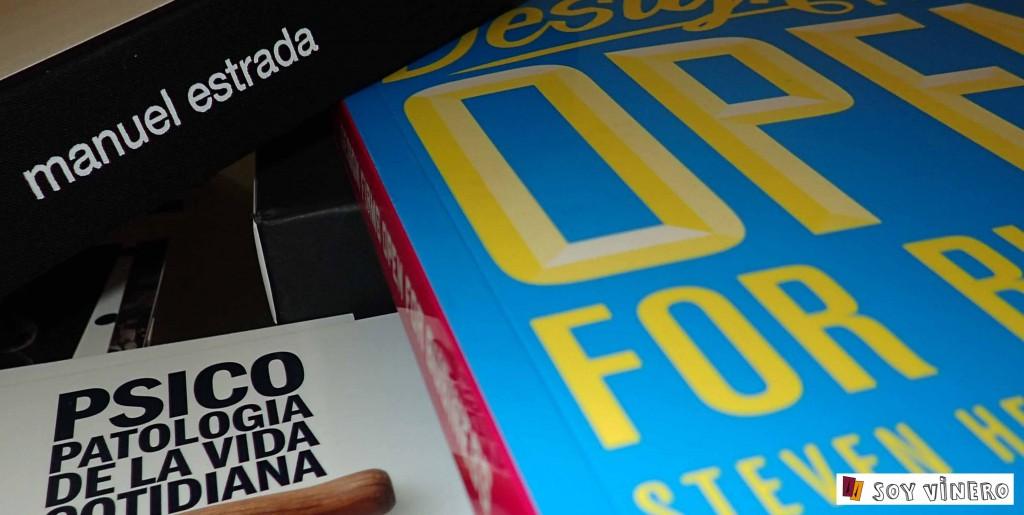 Libros de consulta en Estrada Design.