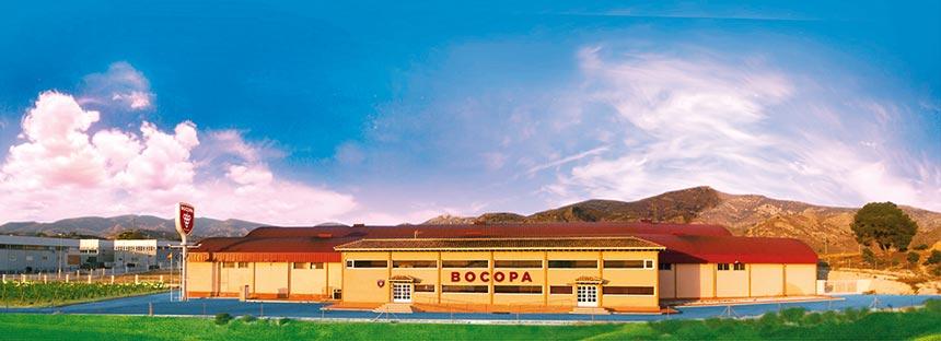 Bodegas Bocopa en Petrer, Alicante.