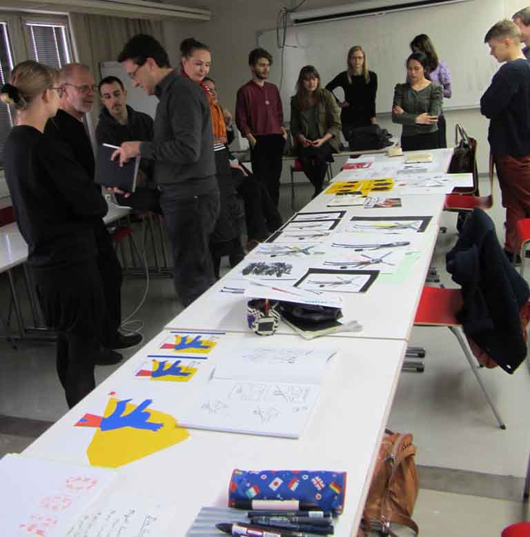 Workshop en la Universidad Aalto de Helsinki.