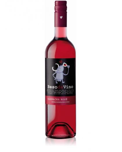 Besos de vino. D.O. Cariñena.