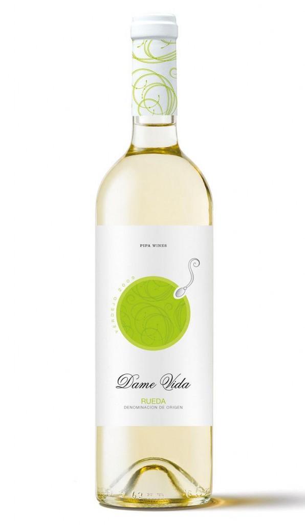 Dame vida 2013. Pipa Wines.