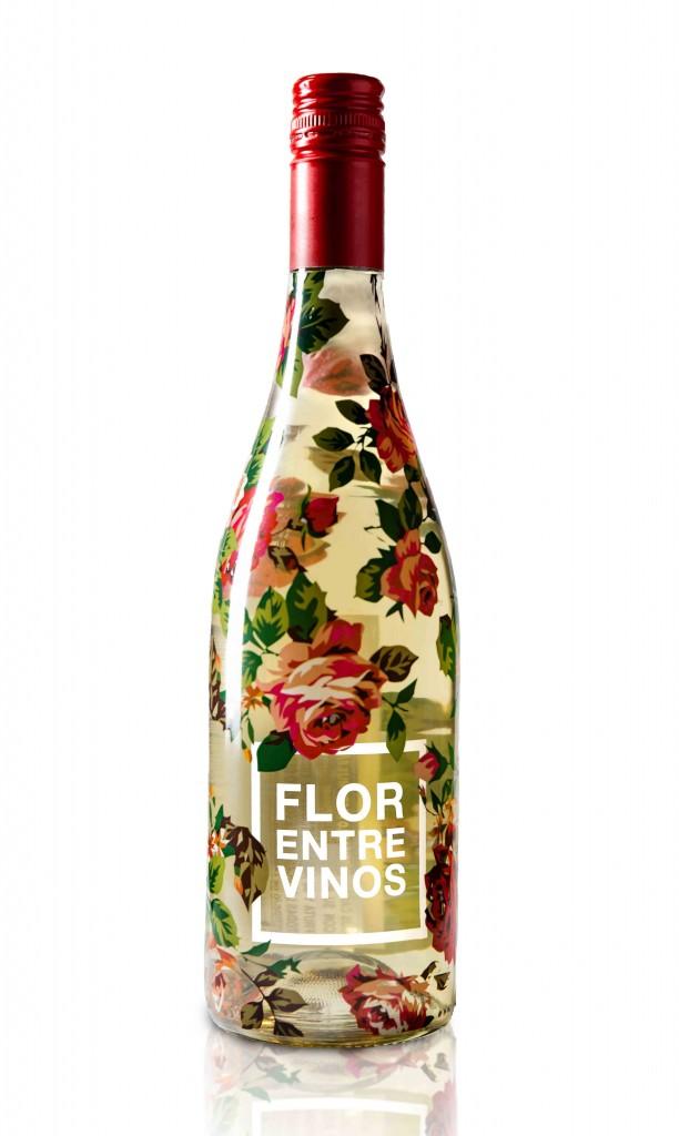 Vino frizzante Flor Entrevinos. Piteos.