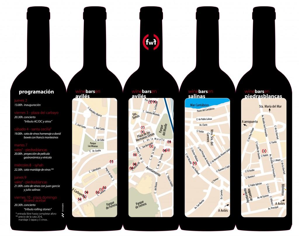 """""""Vinomapa"""" Famous Wine Festival."""