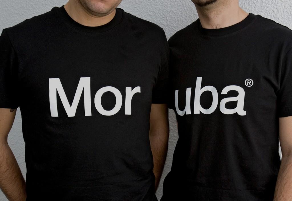 Estudio logronés de diseño gráfico Moruba.
