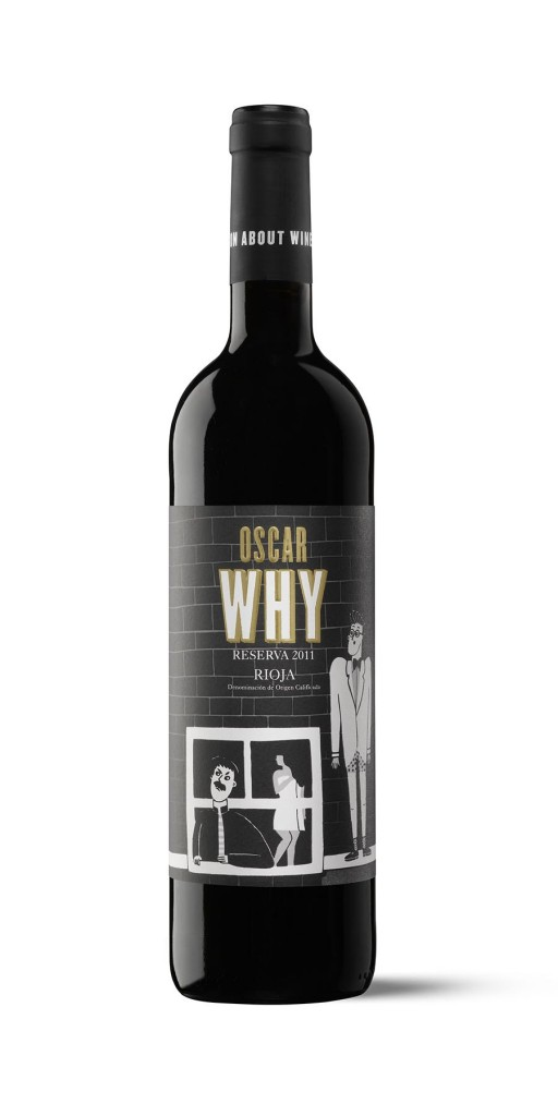Oscar Why. VINTO.