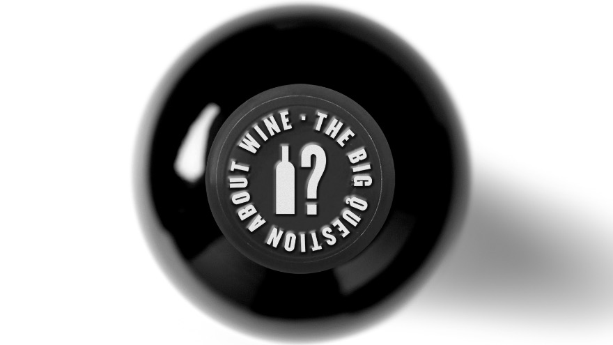 'The Big Question About Wine' de VINTO.