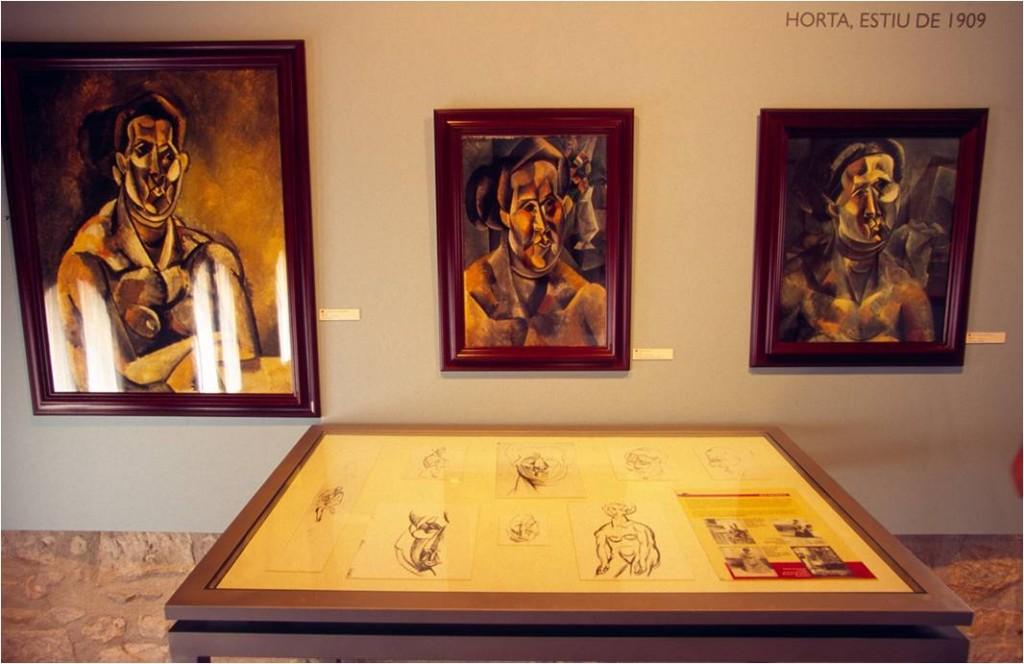 Centre Picasso d'Horta. Foto: Terra-alta.org