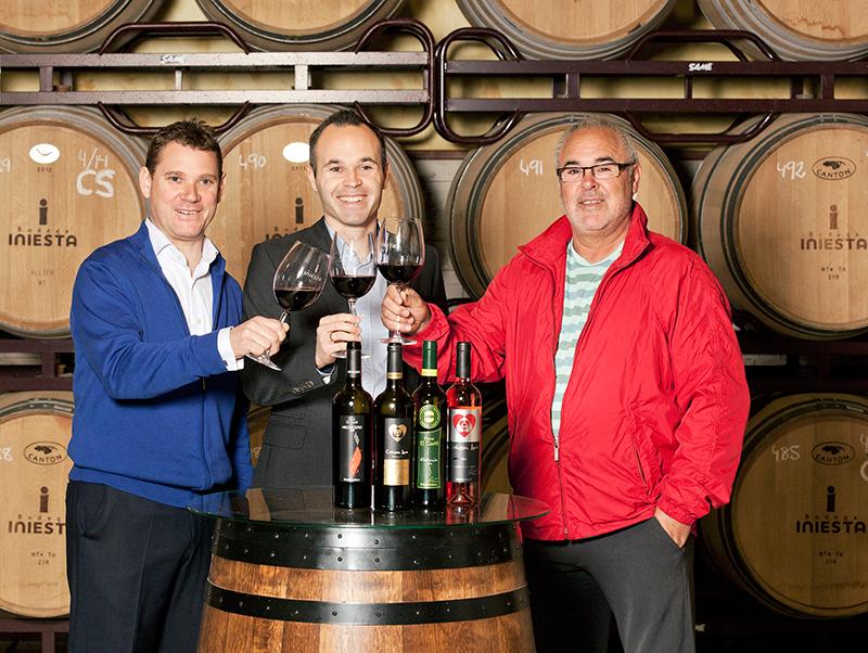 Bodegas Iniesta.'Famous Wine Festival'.