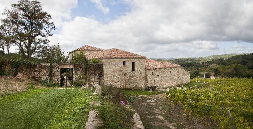 Bodega Lagar de Sabariz. Ourense, Galicia