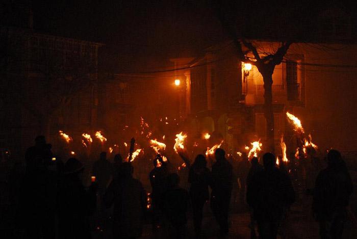 Descubre las sorprendentes fiestas en Ribera Sacra. Foto: Turismo Ribeira Sacra.