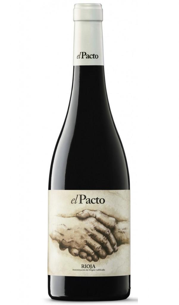 Vino tinto 'El Pacto'. DOCa Rioja.