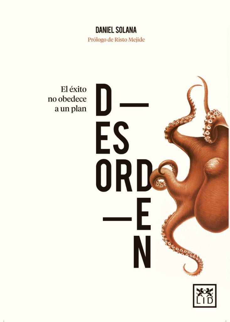 'Desorden' de Daniel Solana.