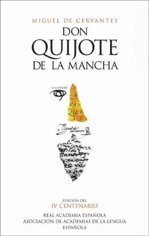 'Don Quijote de la Mancha', Miguel de Cervantes.