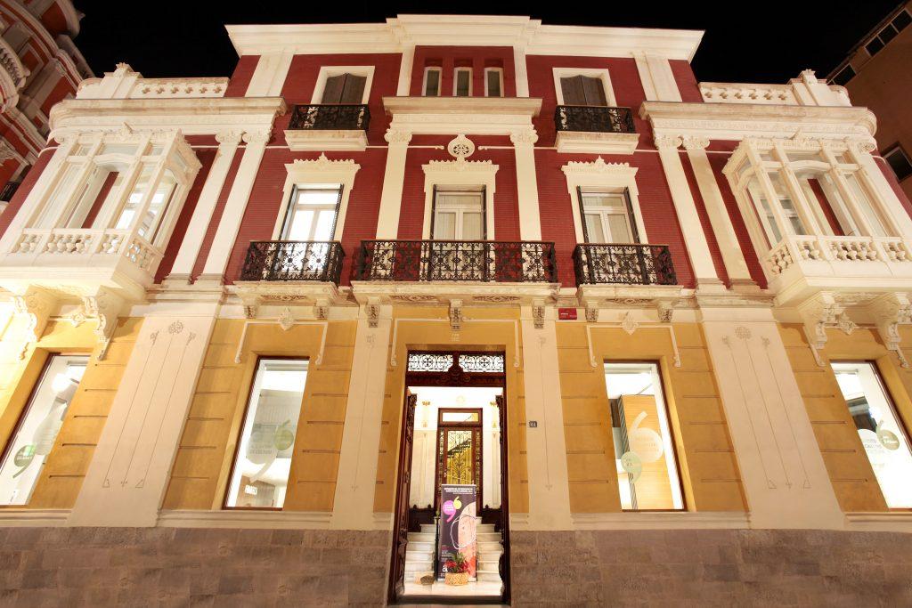 Instituto Alicantino de Cultura Juan Gil-Albert. Foto: Diputación de Alicante.