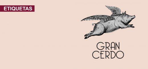 Vino tinto Gran Cerdo