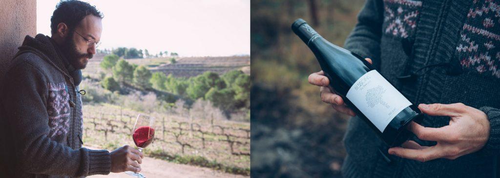 'Retraos de Vino. Toni Sànchez-Ortiz. Fotos: Maoz Eliakim.