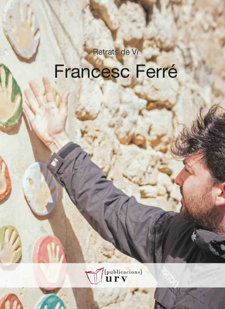 'Retraos de Vino. Francesc Ferré.