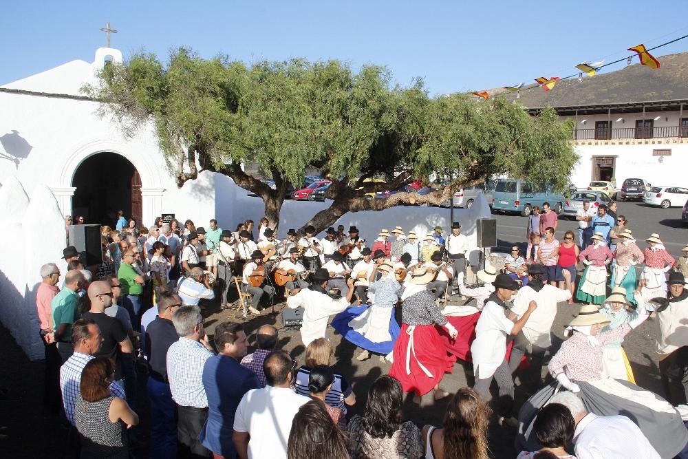 Fiesta de la Vendimia en Yaiza. Foto: Ayuntamiento de Yaiza.