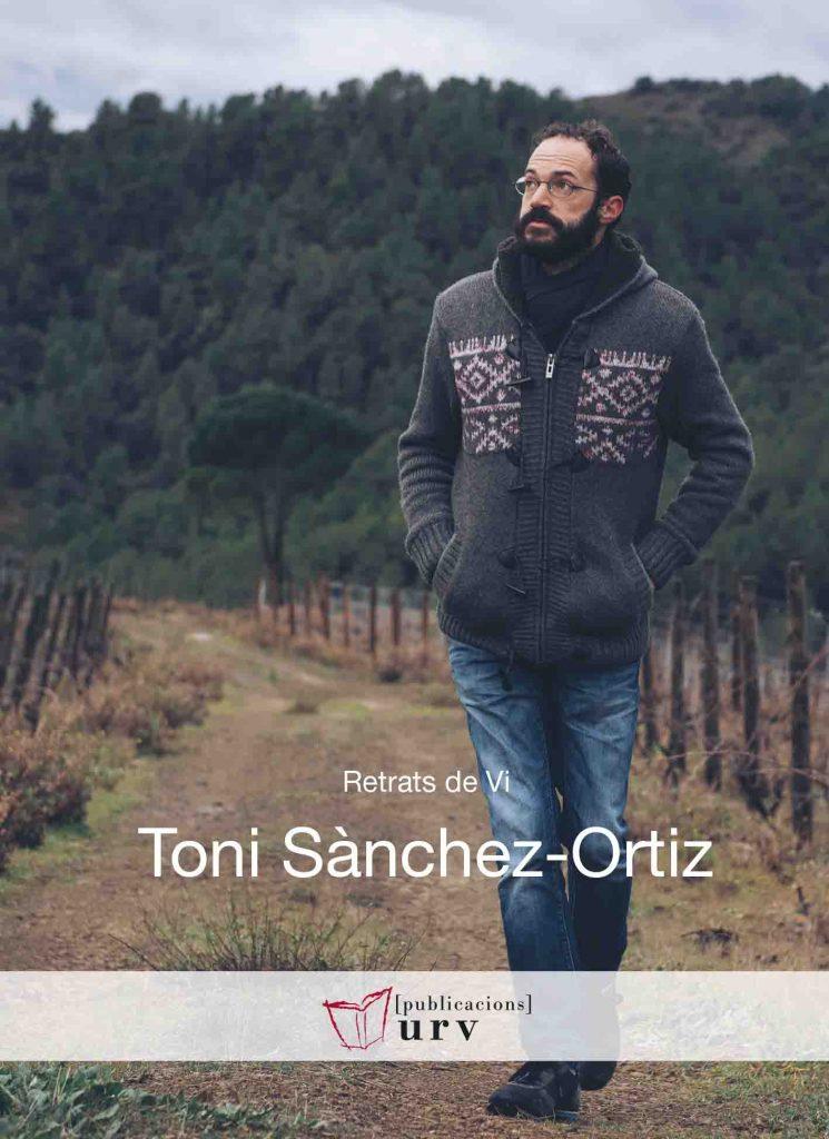 'Retraos de Vino. Toni Sànchez-Ortiz.