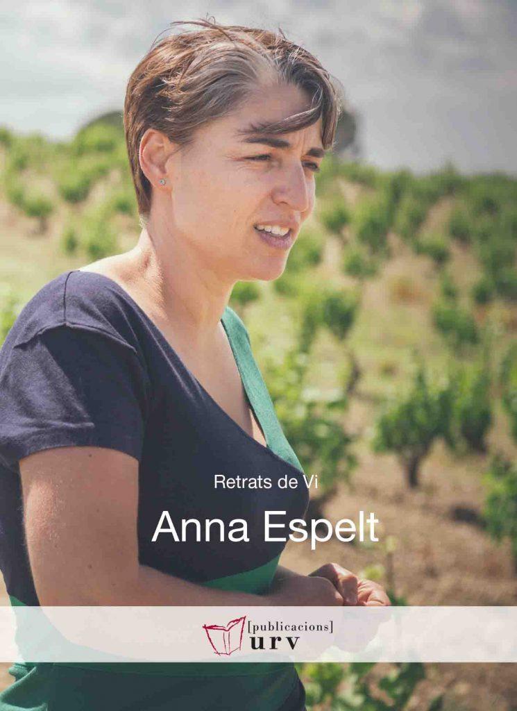 'Retratos de Vino 3. Anna Espelt'.