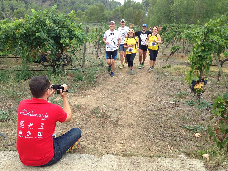 Maratón del Priorat 2015.