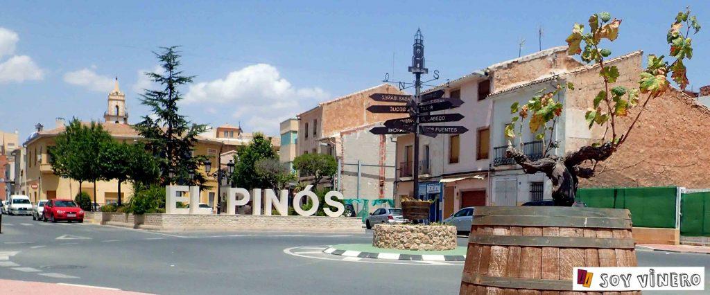 El Pinós/Pinoso, Alicante.