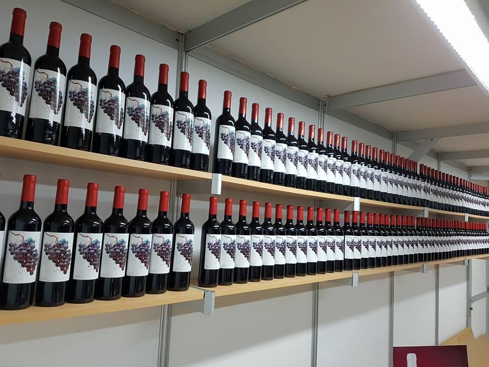 Botellas de 'Monastrellissimo'.