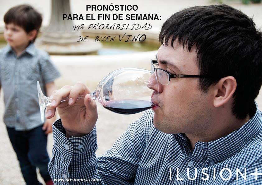 Pau, símbolo de lucha, con sus vinos ILUSIÓN+.