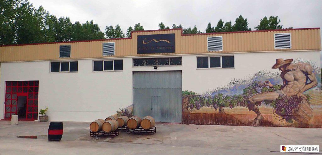 'Celler de la Muntanya', Setla de Nunyes, Muro de Alcoy (Alicante).