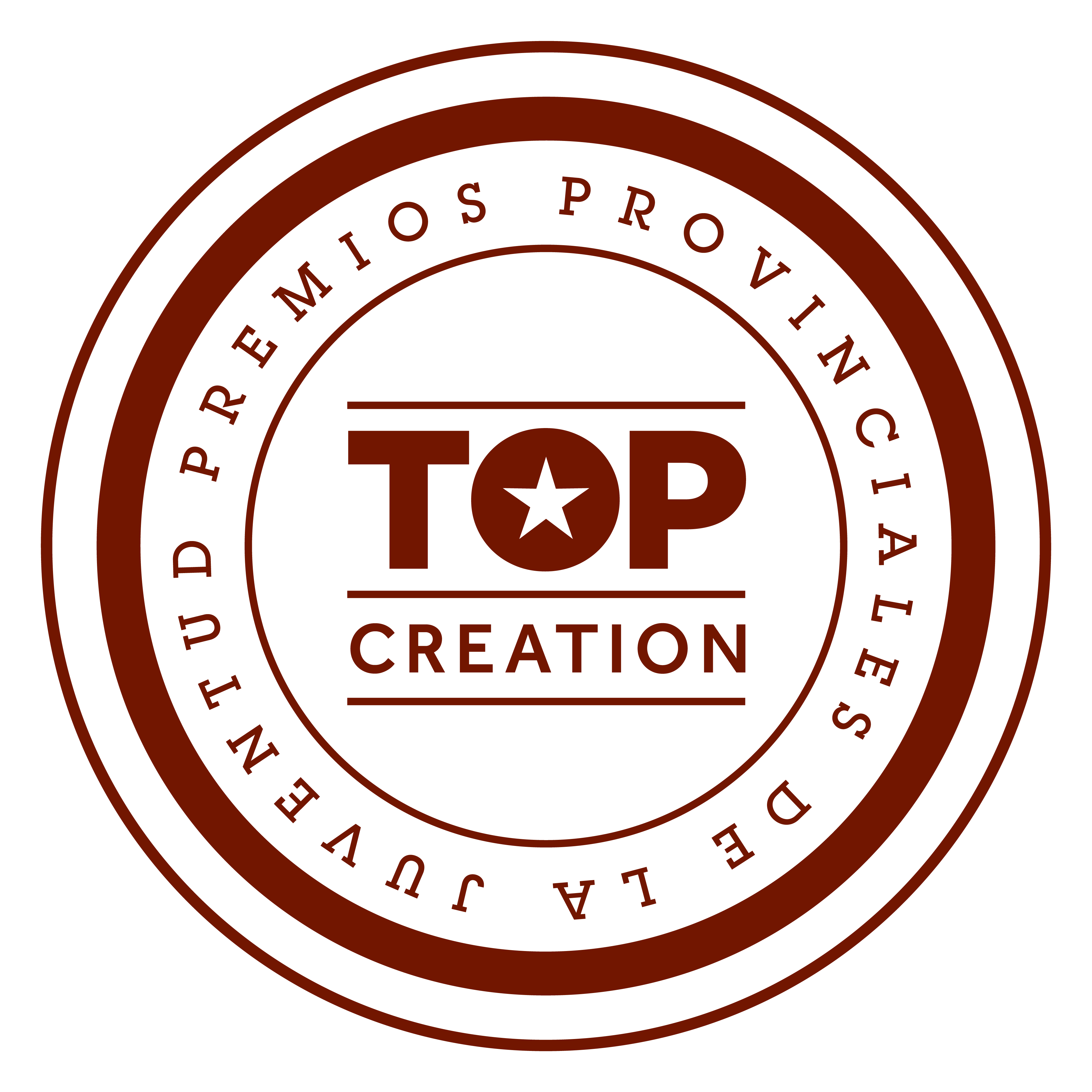 2.º Premio Top Creation 2016