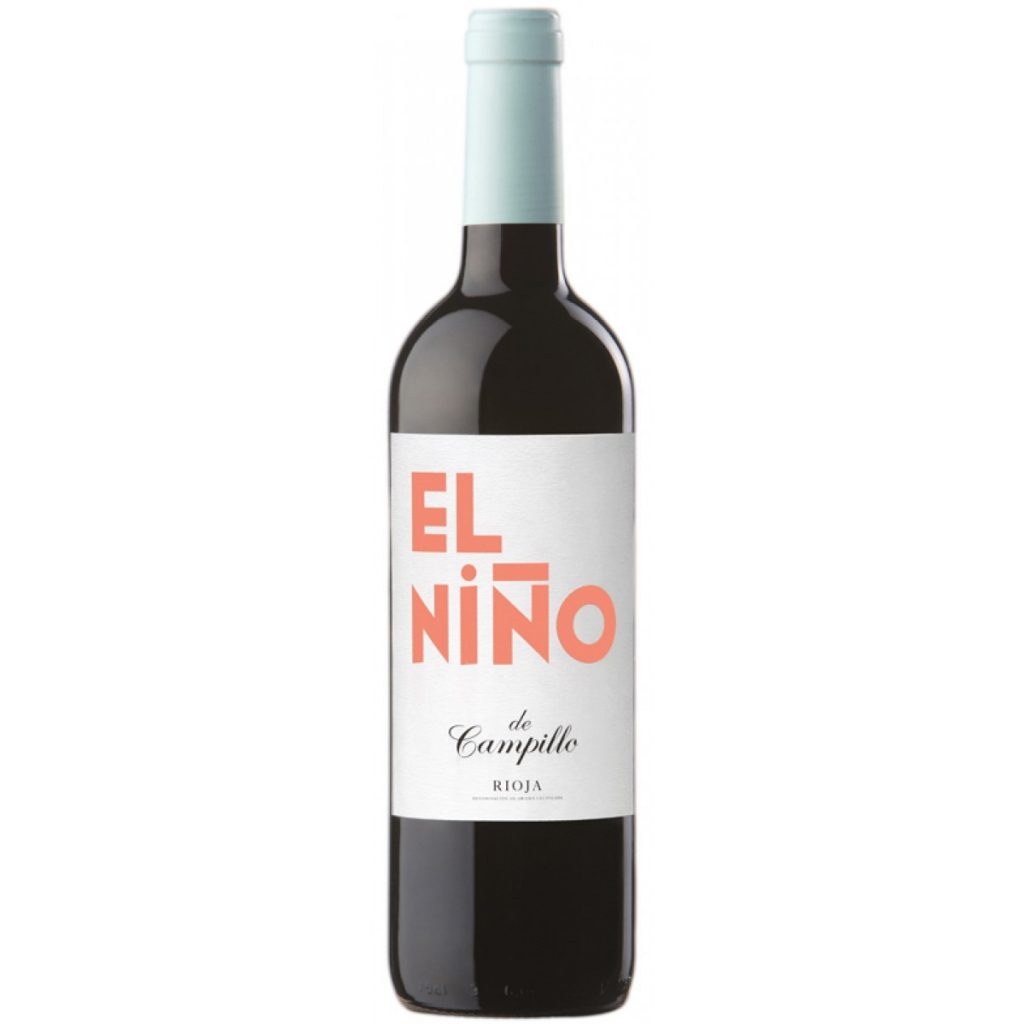Vino tinto roble 'El niiño'