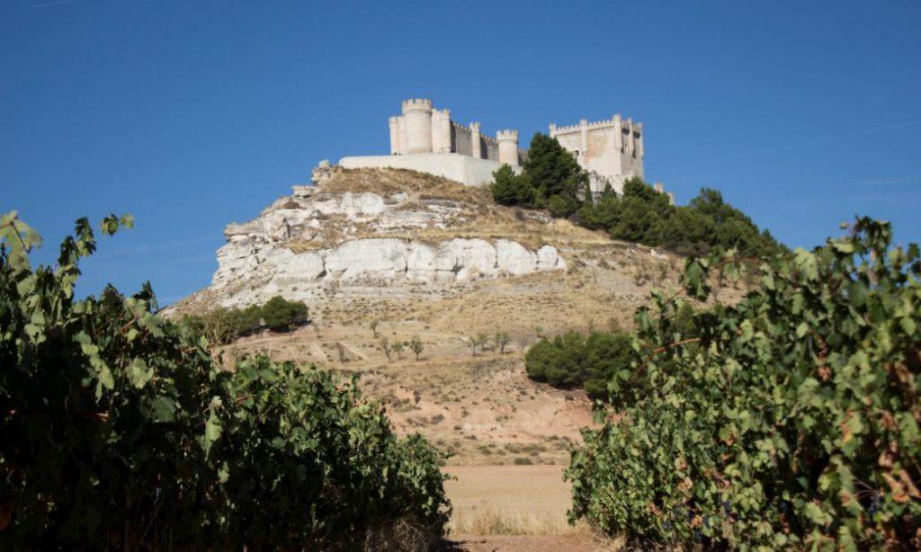 Castillo de Peñafiel, Valladolid.